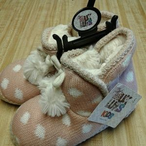 """MUK-LUK"" BOOTIES FOR GIRLS"